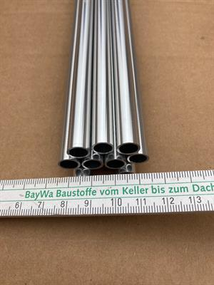 Profili alluminio vari tipi e misure