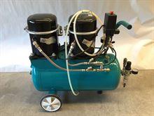 Compressore silent 24 lt