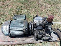 Motorino elettrico per arramatura