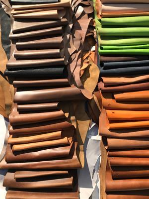 Stock Fianchi a vegetale per calzatura