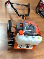 Motozappa mini a benzina compatto 65cc e 3,7CV