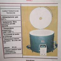Forno - Per raku riflessi riduzioni ceramica