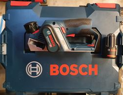 Pialla a batteria Bosch Professional